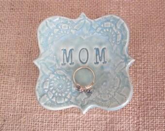 Mom ring holder Ring dish