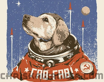 Soviet Space Dog