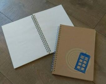 Small TARDIS - Notebook