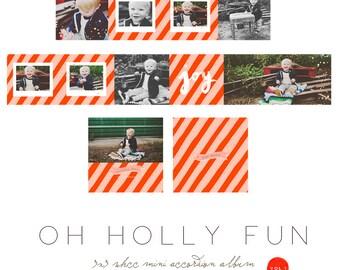 Oh Holly Fun 3×3 WHCC Accordion vol 1
