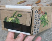 Coin-Purse Counter Culture Coffeebag Billfold Wallet