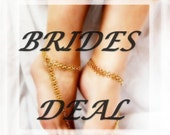 FREE Bridal Anklet w Bridesmaids Maids Order