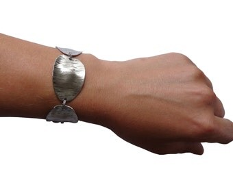 White Tiger Spoon Bracelet