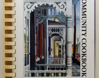 Lamberville Community Cookbook New Jersey Kalmia Club 1995 SC/SB