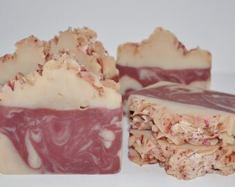 Apple Spice Handmade Cold process Soap