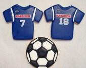 Soccer Balls & Jerseys - Custom Listing