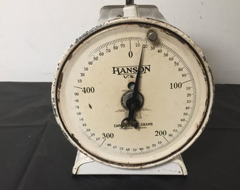 Hanson Gram Weight Scale