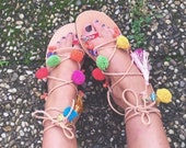 Boho Sandals/Leather Gladiator Sandals/Womens gladiator/Sandals/Lace up sandals/Boho/Indie/Hippie/ Ancient Greek Sandals/Barefoot sandals