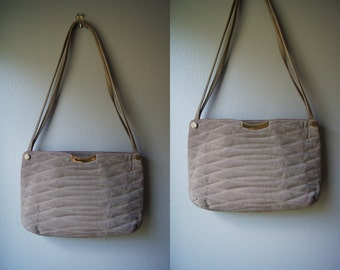 Quilted leather bag   Etsy