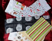"""5 NEW No more Pads needed 5 for Price of 4 Male Dog Belly Wrap size XXS to 3XL"""" 2 Layers of ZORB""""your choice of fabrics"""