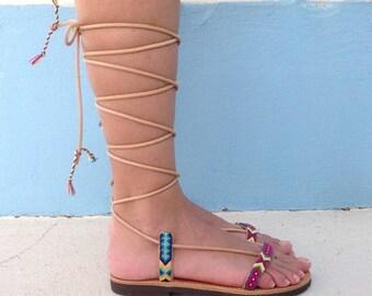 SUMMER SALES Boho Sandals, sandals, gladiator sandals, bohemian sandals,hippie sandals, summer sandals