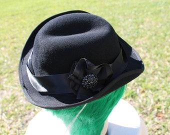 SALE SALE SALE!!!  Ladies Victorian winter evening hat