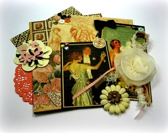 Graphic 45 Le' Romantique Wedding Inspiration Kit, Romantic Embellishment Kit for Scrapbooks Cards Mini Albums and Paper crafts 1