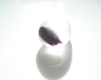 Collectors Seaglass -  Magenta multi - very rare - from Seaham beach,  UK - PRSOct02