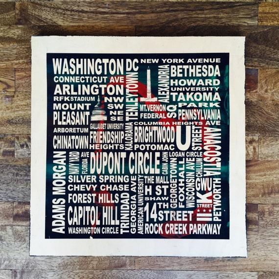 Neighborhoods of DC