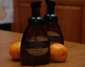 Liquid Foaming Hand Soap ~ Handmade, No preservatives!