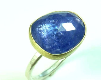 Lovely Lavender Tanzanite Ring