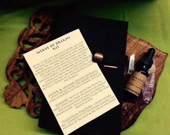 Weave of Dreams: Herb Journal Set