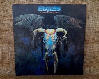 THE EAGLES - One of These Nights - 1975 Vintage Vinyl Record Album