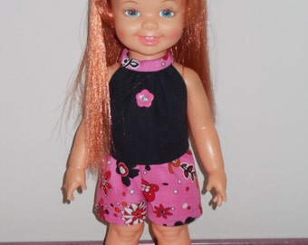 "OOAK doll clothes for Crissy family Cinnamon - ""Playtime"""