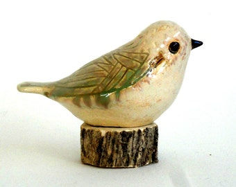 ceramic bird
