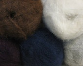 Cascade El Cielo Lace Weight Yarn Superfine Alpaca Nylon Blend Fingering Weight