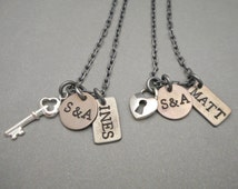 Popular Items For Couples Jewelry On Etsy