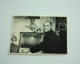 Vintage Photo 1961 - USSR - USED - Russian