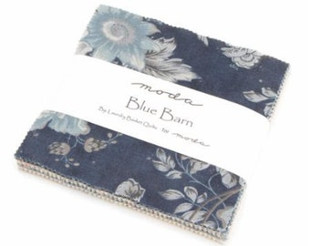 Blue Barn, Charm Pack, Moda Fabric