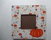 4 x 6 Pumpkin Frame