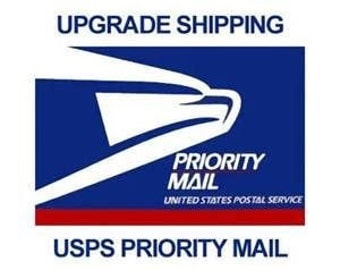 USPS 1-3 days priority mail