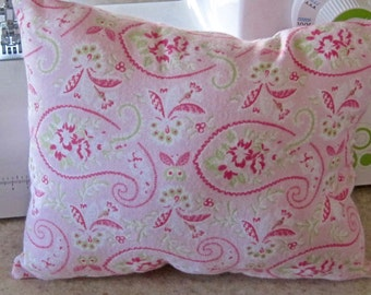 Pink Travel Baby Toddler Pillow Small Day Care Nap
