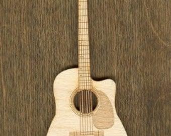 Martin Guitar MMVCE (MU-032) - Laser Cut