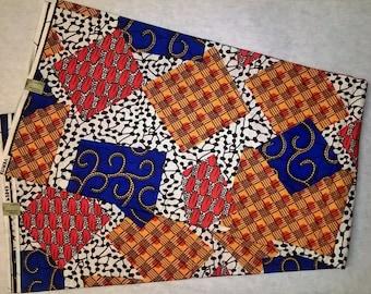 African clothing, 6 Yards Ankara african fabric, AfricanTextile, kitenge, African Fabric, Holland fabric,African print fabric