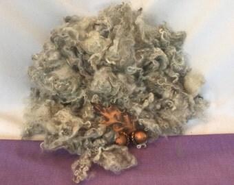 Washed Gotland Lamb Fiber 8oz