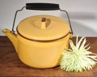 Enamelware Tea kettle Teapot Camping Gear