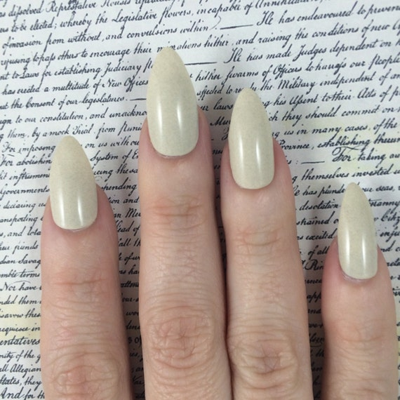 Write Like You're Running Out of Time nail polish Hamilton Musical parchment paper documents alexander hamilton