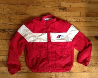 Vintage US Shooting Team Champion jacket USA Large