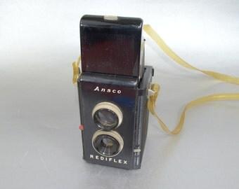 Rare Vintage Ansco Rediflex Camera