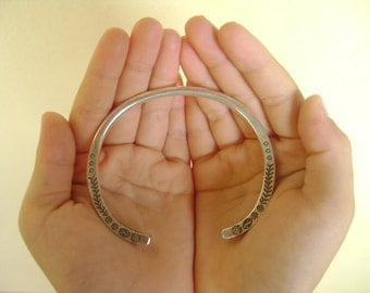 Thai Karen Silver Bracelet - Thai Silver Bracelet (19)