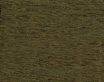 Popular Faux Linen Upholstery Fabric - Coordinates Traditional to Modern - Soft hand feel - Color: Emerse Saddle - per yard