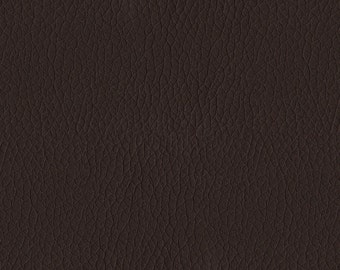 Quality Leather Look Upholstery Fabric -Faux Leather for upholstery- Home and Automobile-Color: Bisque  -Simulated Leather- per yard