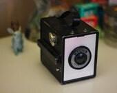 Working Ansco Shur-Flash 120 Camera - Film Tested!