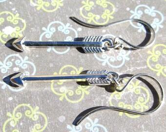 Catnes Arrow Earrings