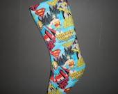 SALE Wonder Woman, Batgirl, & Supergirl Holiday Stocking