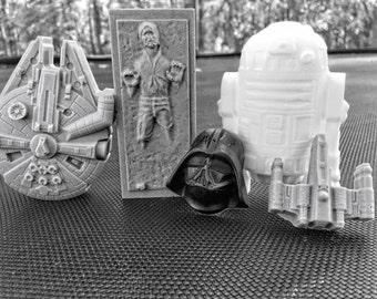Star Wars Gift Set Soap - Star Wars Soap - Star Wars Gift For Him - Gift For Star Wars Fans