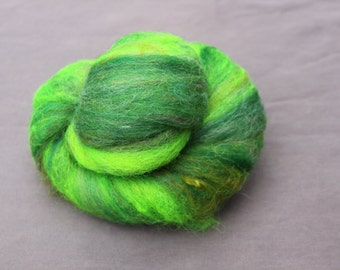 Bright Green Art Batt