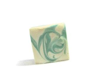 Mens  All Natural Shampoo Bar,Bamboo Cypress, Organic Hair Shampoo, Sulfate Free Solid Shampoo for Natural Hair Care