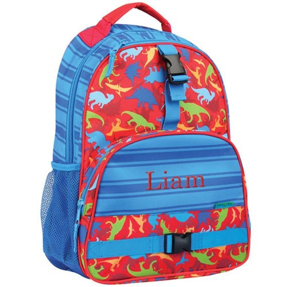 items similar to personalized dinosaur backpack back to