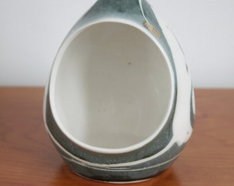 Aviemore Scottish Art Pottery Salt Pig